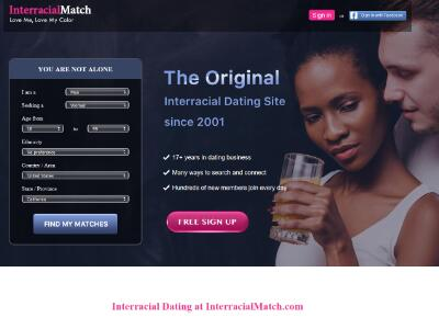 Interracial Dating - Meet singles on our site